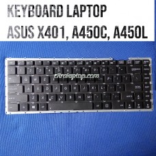 Keyboard Laptop Asus X401, A450C, A450L