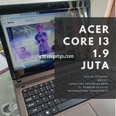 Acer Aspire 4738Z Intel Core i3 M330