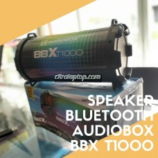 Speaker Bluetooth AudioBox BBX T1000