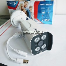 Camera CCTV SPC Outdoor AHD 4 in 1 2.0 MP 4 AR