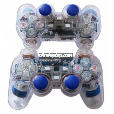 Gamepad M-Tech Double Transparan