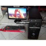 Paket PC Dual Core + LCD Philips 19 Inch