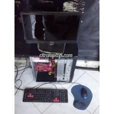 """Paket CPU Gaming G2010 + LED LG 16"""""""