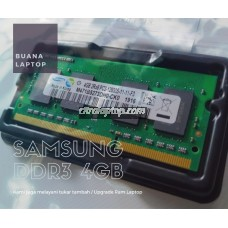 DDR 3 4GB Laptop Merk Samsung