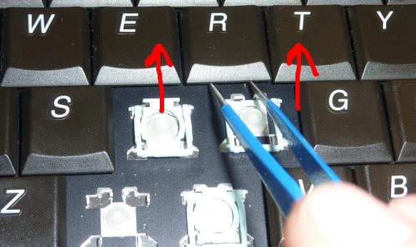 cara memperbaik keyboard laptop yang rusak