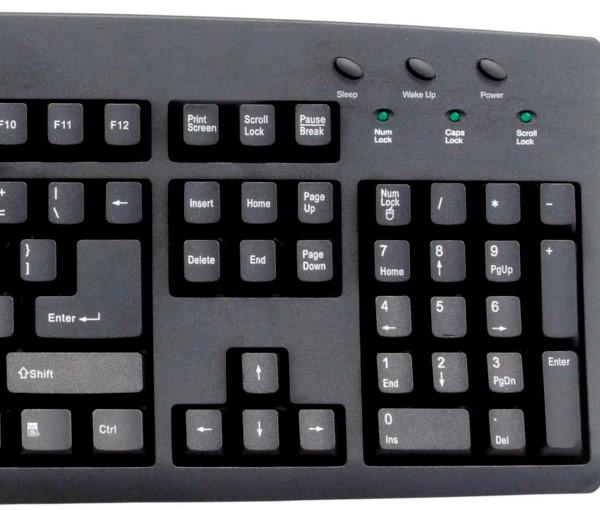 numlock keyboard pc